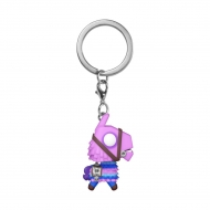 Fortnite - Porte-clés Pocket POP! Loot Llama 4 cm