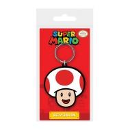 Super Mario - Porte-clés Toad 6 cm