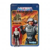 Les Maîtres de l'Univers - Figurine ReAction Man-At-Arms (Movie Accurate) 10 cm