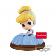 Disney - Figurine Q Posket Mini figurine Cinderella 4 cm