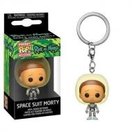 Rick & Morty - Porte-clés Pocket POP! Space Suit Morty 4 cm
