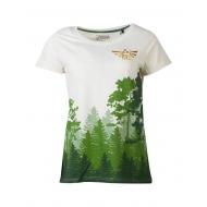 The Legend of Zelda - T-Shirt femme The Woods