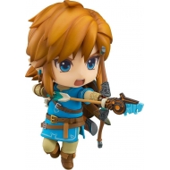 The Legend of Zelda Breath of the Wild - Figurine Nendoroid Link 10 cm