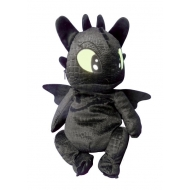 Dragons 3 - Sac à dos peluche Toothless