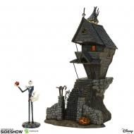 L'Étrange Noël de monsieur Jack - Statuette Jack Skellington's House 29 cm