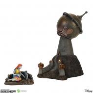 L'Étrange Noël de monsieur Jack - Statuette Dr. Finkelstein's Observatory 25 cm