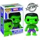 Marvel - Figurine Pop Hulk - 10cm