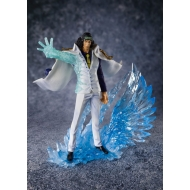 One Piece - Statuette FiguartsZERO The Three Admirals Kuzan (Aokiji) 20 cm
