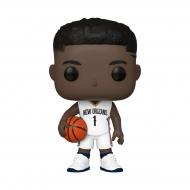 NBA - Figurine POP! Zion Williamson (New Orleans Pelicans) 9 cm
