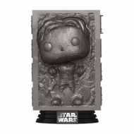 Star Wars - Figurine POP! Han in Carbonite Empire Strikes Back 40th Anniversary 9 cm
