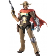 Overwatch - Figurine Figma McCree 16 cm
