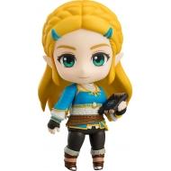 The Legend of Zelda Breath of the Wild - Figurine Nendoroid Zelda Breath of the Wild Ver. 10 cm