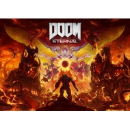 Doom Eternal - Lithographie Doom Eternal 42 x 30 cm