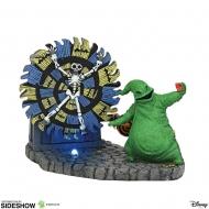 L'Étrange Noël de monsieur Jack - Statuette Oogie Boogie Gives a Spin 11 cm