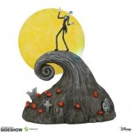 L'Étrange Noël de monsieur Jack - Statuette Jack on Spiral Hill 23 cm
