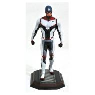 Avengers Endgame - Statuette Marvel Movie Gallery Team Suit Exclusive Captain America 23 cm