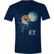 E.T. l'extra-terrestre - T-Shirt Moon Bicycle