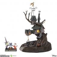 L'Étrange Noël de monsieur Jack - Statuette Lock, Shock & Barrel Treehouse 27 cm