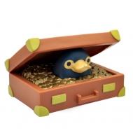 Les Animaux fantastiques - Tirelire Chibi Niffler Suitcase 16 cm