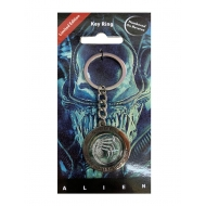 Alien - Porte-clés métal In Space No One Can Hear You Scream