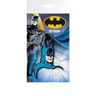 Batman - Porte-clés caoutchouc Batman Face 7 cm