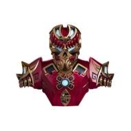 Marvel Super - Buste Urban Aztec Iron Man by Jesse Hernandez 18 cm
