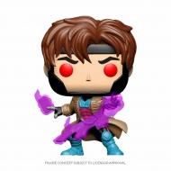 Marvel Comics - Figurine POP! Bobble Head Gambit w/ Cards 9 cm