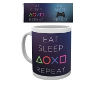 Sony PlayStation - Mug Eat Sleep Repeat