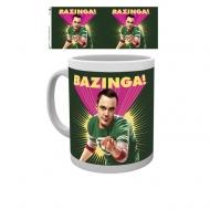 Big Bang Theory - Mug Sheldon Bazinga