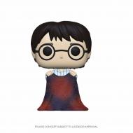 Harry Potter - Figurine POP! Harry w/Invisibility Cloak 9 cm