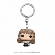 Harry Potter - Porte-clés Pocket POP! Hermione w/Potions 4 cm