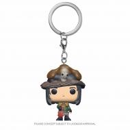 Harry Potter - Porte-clés Pocket POP! Snape as Boggart 4 cm