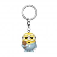 Les Minions II - Porte-clés Pocket POP! Pajama Bob 4 cm