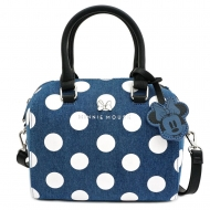 Disney - Sac à bandoulière Minnie Mouse Dots By Loungefly