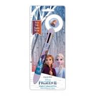 La Reine des neiges 2 - Stylo 6 couleurs Destiny Awaits