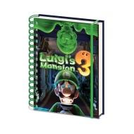 Luigi's Mansion 3 - Cahier à spirale A5 Wiro Gooigi