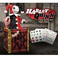 DC Comics - Boite à musique Diable en boîte Jack in the Box Harley Quinn 29 cm
