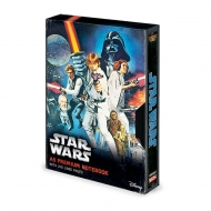 Star Wars - Carnet de notes Premium A5 A New Hope VHS