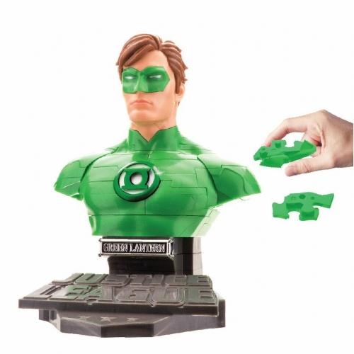 DC Universe - Puzzle 3D Green Lantern Solid