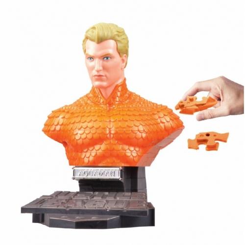 DC Universe - Puzzle 3D Aquaman Solid