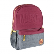Marvel - Sac à dos High School Logo Iron Man