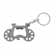 Bike Shaped - Porte-clés avec décapsuleur