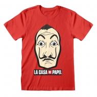 La casa de papel - T-Shirt Mask & Logo La casa de papel
