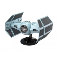 Star Wars - Maquette 1/57 Darth Vader's TIE Fighter 17 cm