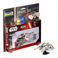 Star Wars - Maquette 1/52 Model Set Snowspeeder 10 cm