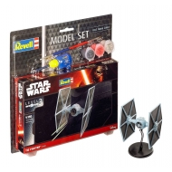 Star Wars - Maquette 1/110 Model Set TIE Fighter 9 cm