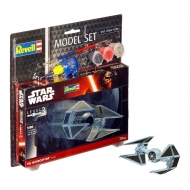 Star Wars - Maquette 1/90 Model Set TIE Interceptor 10 cm