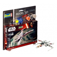 Star Wars - Maquette 1/112 Model Set X-Wing Fighter 11 cm