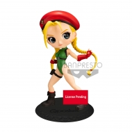 Street Fighter - Figurine Q Posket Cammy Ver. A 14 cm