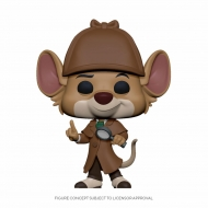 Basil, détective privé - Figurine POP! Basil 9 cm